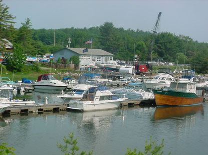 New Meadows Marina